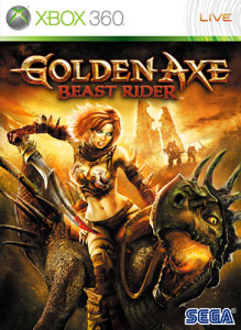 Golden Axe: Beast Rider Teaser Trailer
