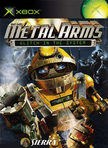 Metal Arms™: Glitch in the System