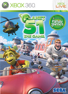 Planet 51: The Game - Launch Trailer