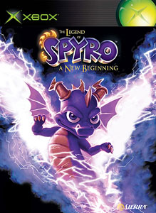 The Legend of Spyro™: A New Beginning